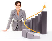 depositphotos_9182812-Businesswoman-with-growth-graph